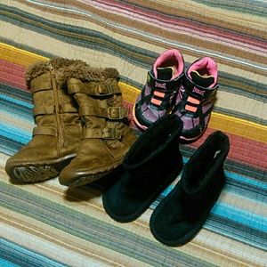 Other - 6 for 20 sale Lot of little girls size 6 shoes